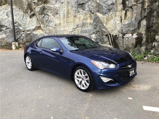 2014 Hyundai Genesis Coupe 2.0T Premium (Stk: 001447A) in Sudbury - Image 1 of 22