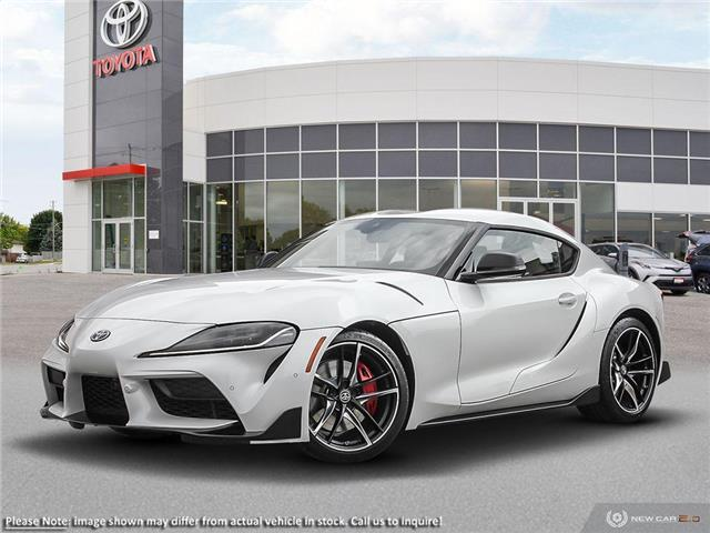 2020 Toyota GR Supra Base (Stk: 220363) in London - Image 1 of 23