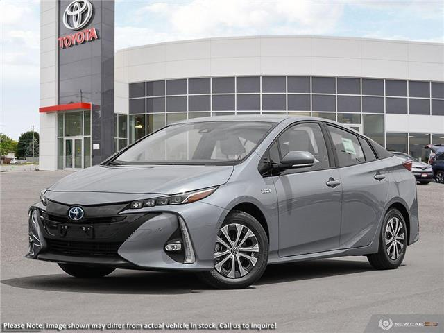 2020 Toyota Prius Prime Upgrade (Stk: 220515) in London - Image 1 of 23