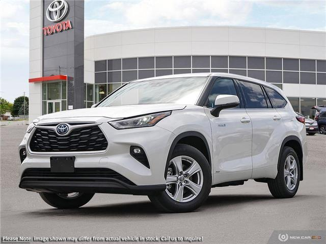 2020 Toyota Highlander Hybrid LE (Stk: 220564) in London - Image 1 of 24