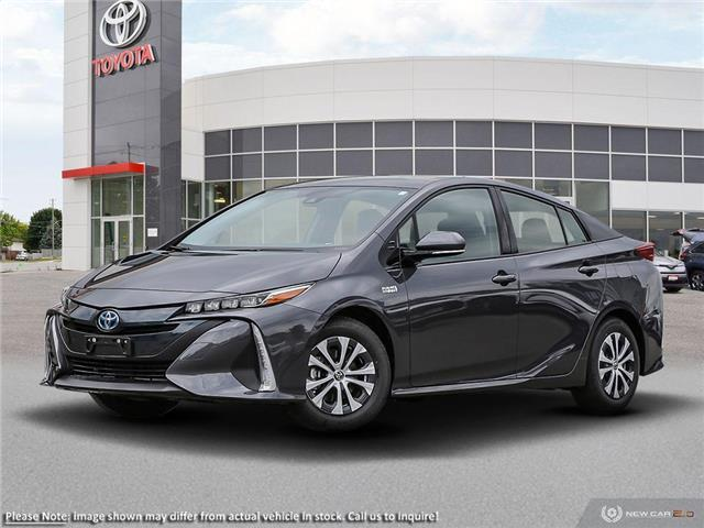 2020 Toyota Prius Prime Upgrade (Stk: 220619) in London - Image 1 of 23