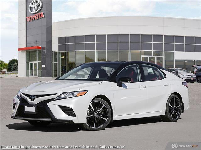 2020 Toyota Camry XSE (Stk: 220625) in London - Image 1 of 24