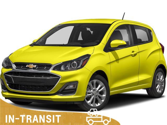 2022 Chevrolet Spark 1LT CVT (Stk: ZQSJTG) in Port Alberni - Image 1 of 6