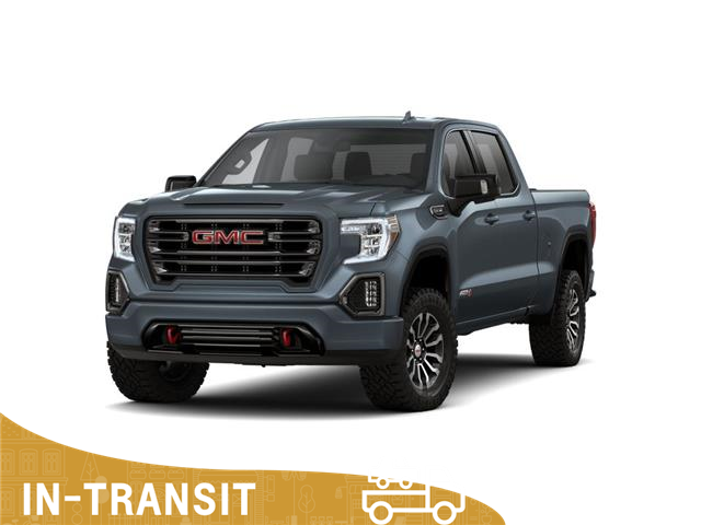 2022 GMC Sierra 1500 Limited AT4 (Stk: ZWNCWT) in Port Alberni - Image 1 of 1