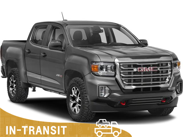 2022 GMC Canyon AT4 w/Leather (Stk: 1101167) in Port Alberni - Image 1 of 8