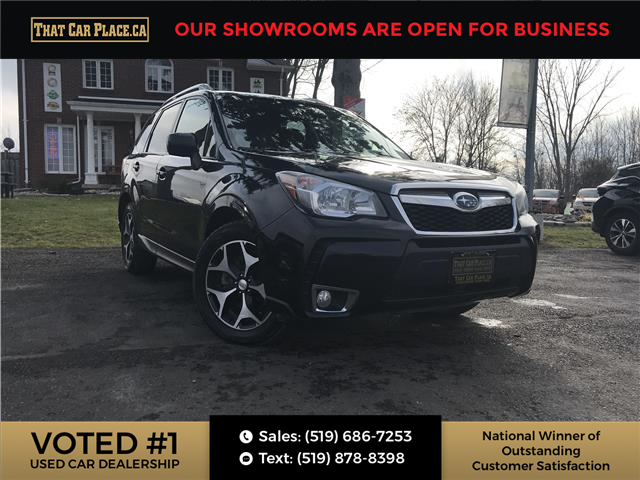 2015 Subaru Forester 2.5i Limited Package (Stk: 5486) in London - Image 1 of 29