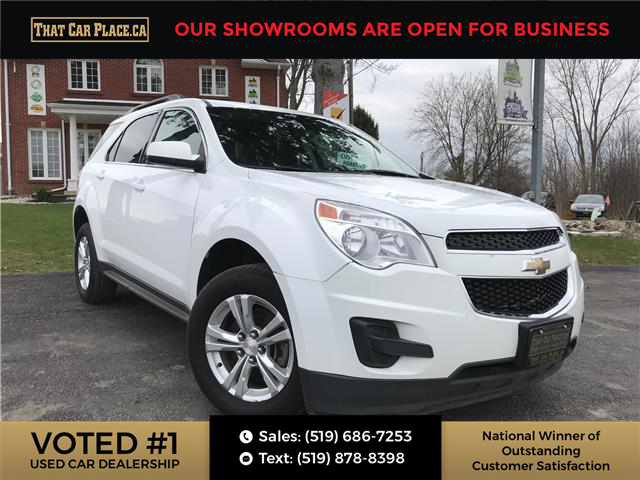2015 Chevrolet Equinox 1LT (Stk: 5541) in London - Image 1 of 23