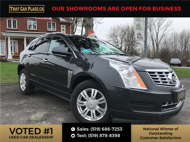 2015 Cadillac SRX Luxury (Stk: 5261) in London - Image 1 of 27