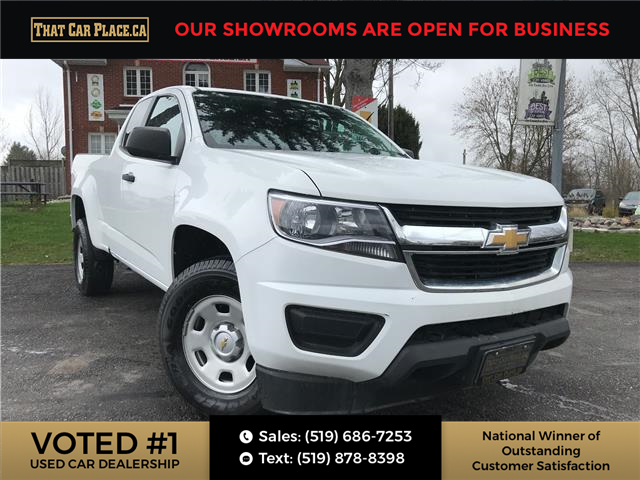 2016 Chevrolet Colorado WT (Stk: 5365) in London - Image 1 of 23
