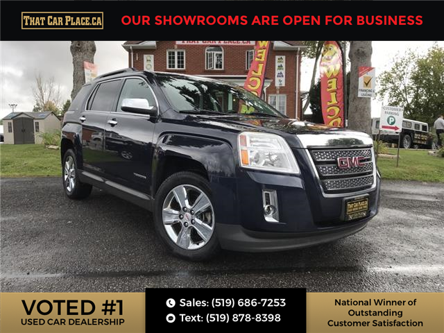 2015 GMC Terrain SLT-2 (Stk: 5697) in London - Image 1 of 24