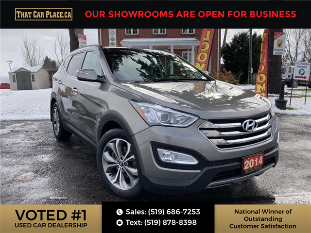 2014 Hyundai Santa Fe Sport 2.0T Limited (Stk: 5736) in London - Image 1 of 26