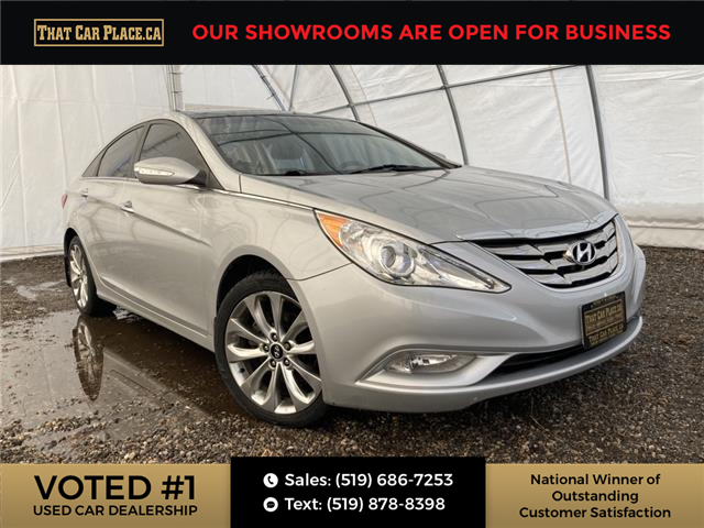 2012 Hyundai Sonata 2.0T Limited (Stk: 5717) in London - Image 1 of 20