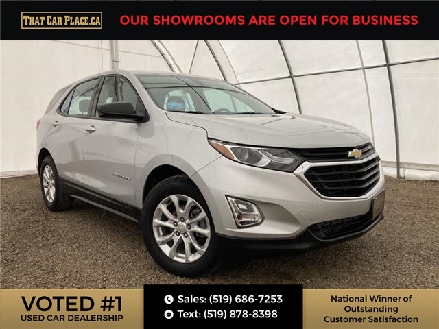 2018 Chevrolet Equinox LS (Stk: 5743) in London - Image 1 of 24