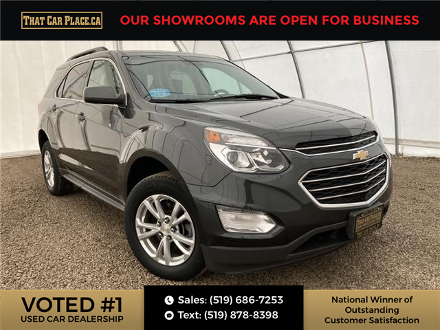 2017 Chevrolet Equinox LT (Stk: 5746) in London - Image 1 of 27