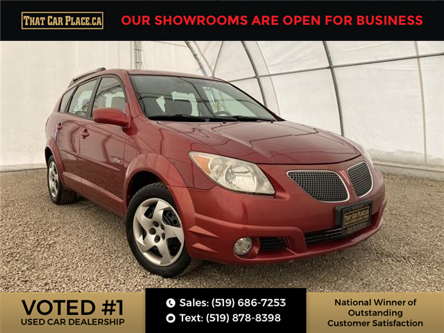 2005 Pontiac Vibe Base (Stk: 5622) in London - Image 1 of 21