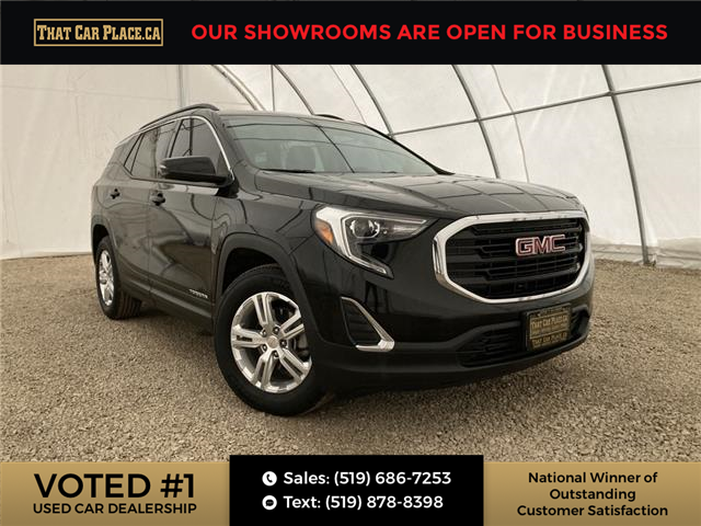 2018 GMC Terrain SLE (Stk: 5761) in London - Image 1 of 25