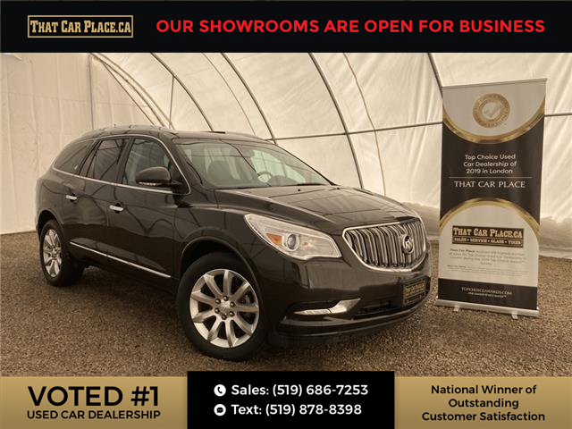 2014 Buick Enclave Leather 5GAKRBKD5EJ345067 5734 in London