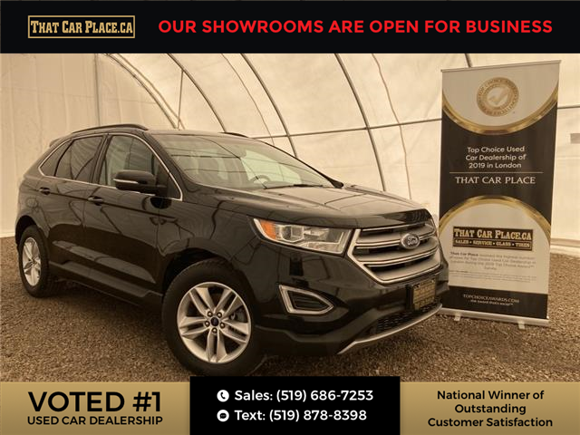 2017 Ford Edge SEL (Stk: 5576) in London - Image 1 of 24
