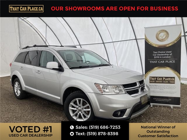 2014 Dodge Journey SXT (Stk: 5249) in London - Image 1 of 24