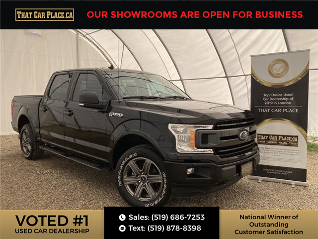 2020 Ford F-150  (Stk: 5817) in London - Image 1 of 28