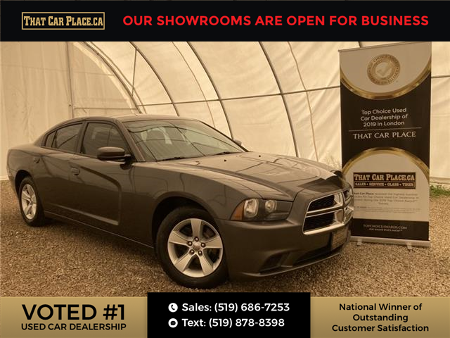 2014 Dodge Charger SE (Stk: 5818) in London - Image 1 of 27