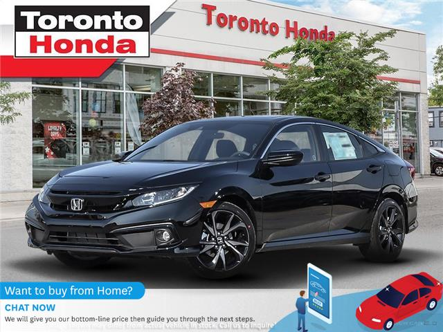 2020 Honda Civic Sport (Stk: 2000541) in Toronto - Image 1 of 23