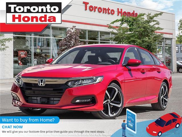 2020 Honda Accord Sport 1.5T (Stk: 2000603) in Toronto - Image 1 of 23