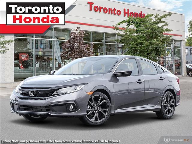 2020 Honda Civic Sport (Stk: 2000272) in Toronto - Image 1 of 23
