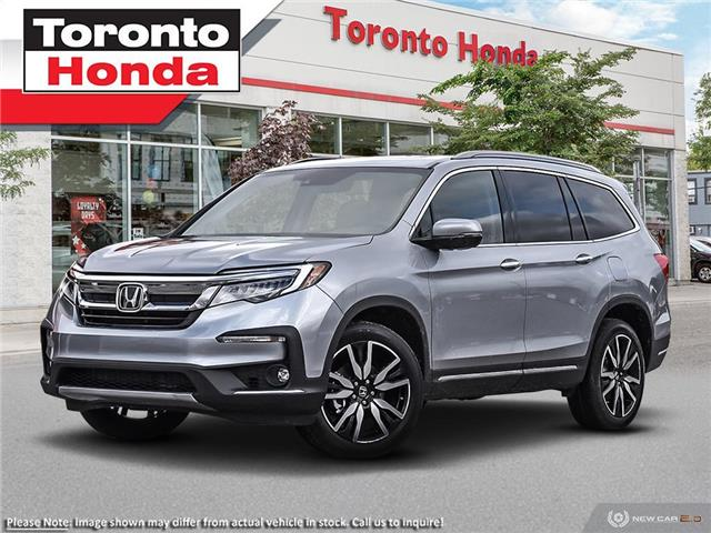 2020 Honda Pilot Touring 8P (Stk: 2000668) in Toronto - Image 1 of 23