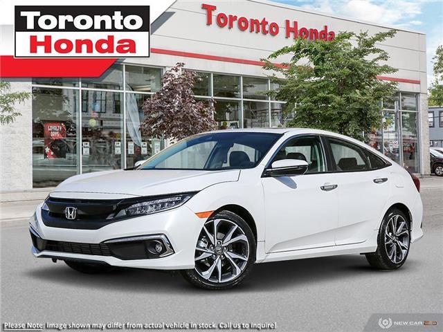 2020 Honda Civic Touring (Stk: 2000249) in Toronto - Image 1 of 23