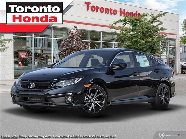 2020 Honda Civic Sport (Stk: 2000480) in Toronto - Image 1 of 23