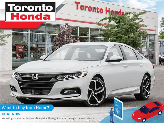 2020 Honda Accord Sport 2.0T (Stk: 2000431) in Toronto - Image 1 of 23