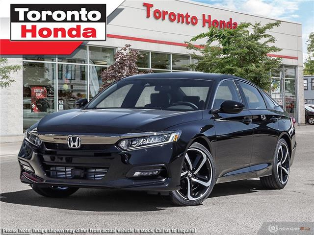 2020 Honda Accord Sport 1.5T (Stk: 2000605) in Toronto - Image 1 of 23