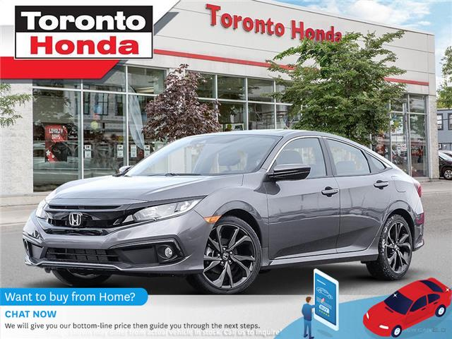 2020 Honda Civic Sport (Stk: 2000469) in Toronto - Image 1 of 23