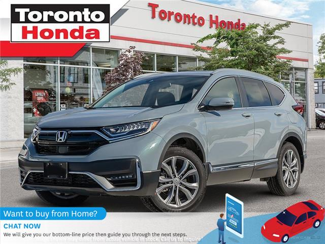 2020 Honda CR-V Touring (Stk: 2000395) in Toronto - Image 1 of 21