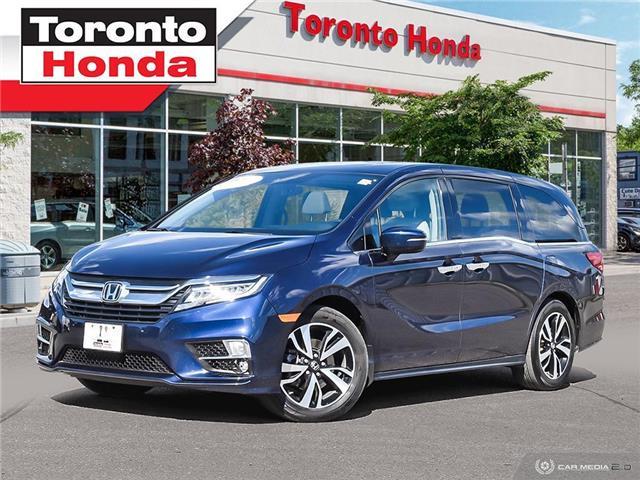 2019 Honda Odyssey Touring (Stk: H40267T) in Toronto - Image 1 of 27