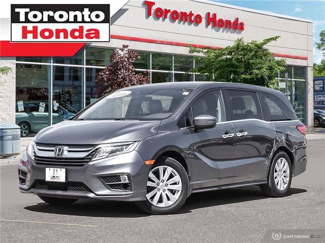 2018 Honda Odyssey LX (Stk: H40223T) in Toronto - Image 1 of 27