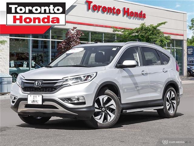 2015 Honda CR-V Touring (Stk: H40217T) in Toronto - Image 1 of 27
