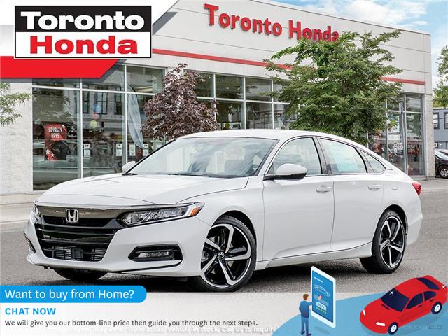 2020 Honda Accord Sport 1.5T (Stk: 2000026) in Toronto - Image 1 of 22