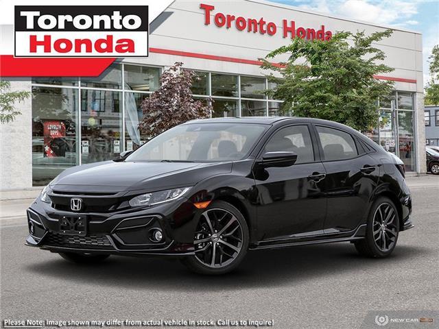 2020 Honda Civic Sport (Stk: 2000756) in Toronto - Image 1 of 23