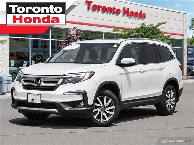 2020 Honda Pilot EX (Stk: H40237T) in Toronto - Image 1 of 27
