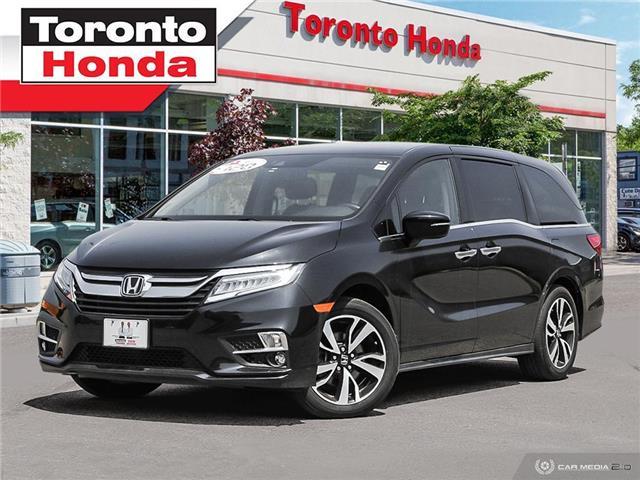2018 Honda Odyssey Touring (Stk: H40222T) in Toronto - Image 1 of 28