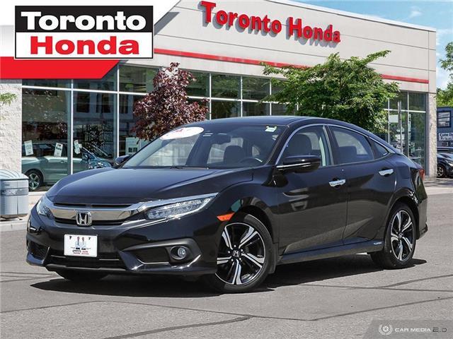 2016 Honda Civic Sedan  (Stk: H40294A) in Toronto - Image 1 of 27
