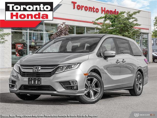 2020 Honda Odyssey EX-L RES (Stk: 2000554) in Toronto - Image 1 of 23