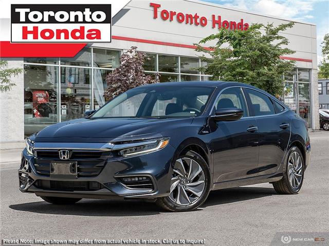 2020 Honda Insight Touring (Stk: 2000705) in Toronto - Image 1 of 23