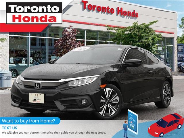 2016 Honda Civic Coupe  (Stk: H40311A) in Toronto - Image 1 of 27