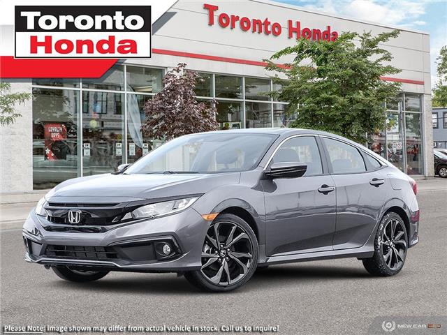 2020 Honda Civic Sport (Stk: 2000825) in Toronto - Image 1 of 23
