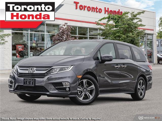 2020 Honda Odyssey EX-L RES (Stk: 2000809) in Toronto - Image 1 of 23