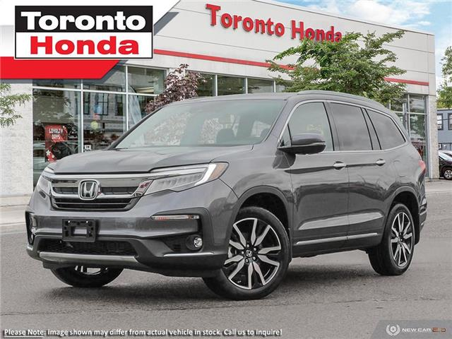 2020 Honda Pilot Touring 8P (Stk: 2000814) in Toronto - Image 1 of 22