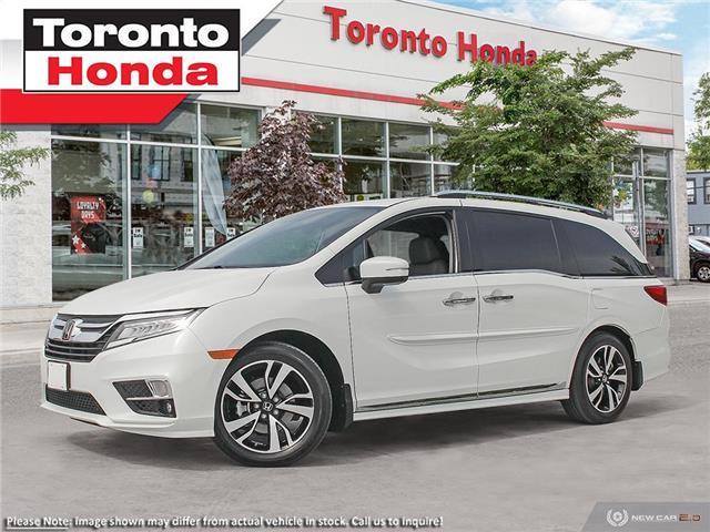 2020 Honda Odyssey Touring (Stk: 2000812) in Toronto - Image 1 of 23